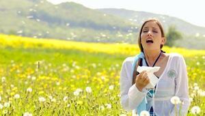 Bahar alerjisi uyarısı