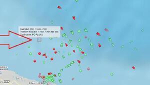 Ruslar batan istihbarat gemileri için Kilyos açıklarında;Derin deniz ekibi batık üstünde