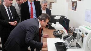 DSİden İzmire yapı malzemeleri laboratuvarı