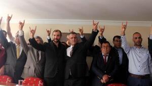 MHP Aydında İlter ve yönetimi göreve başladı