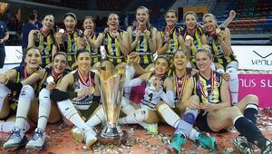 Fenerbahçe G.Sarayı devirdi Şampiyon oldu