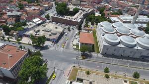 Edirne, mimarlık öğrencilerinin 'açık hava amfisi' olacak