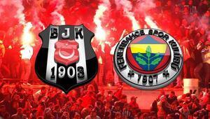 Tarihi derbiye doğru İşte Beşiktaşta ve F.Bahçede son durum