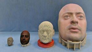 3D yazıcıyla vücut yedek parçaları ürettiler
