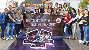 Frankfurt Türk Tiyatro Festivali başlıyor