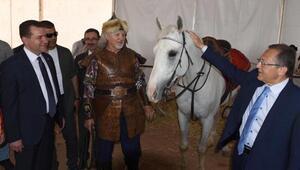 Balıkesirde okçuluk ve atlı savaş sanatları festivali