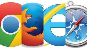 Web tarayıcı savaşı: Chrome yükseliyor