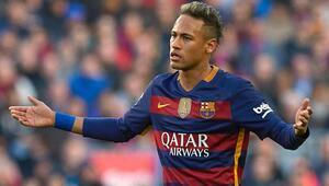 Neymara hapis şoku 2 yıl...