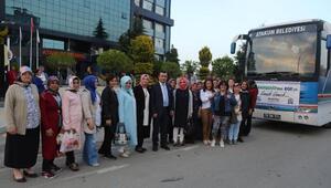 Atakum Belediyesinden örnek proje
