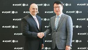 Arçelik ve LG ticari klima üretecek