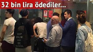 Bülent Ersoy, Banu Alkan, Safiye Soyman... Uçağı 45 dakika geciktirdiler