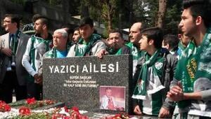 Bursasporun merhum Başkan İbrahim Yazıcıyı 4üncü ölüm yıldönümünde anacak