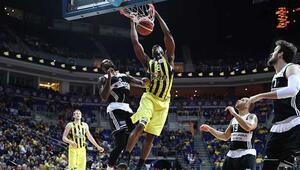 Fenerbahçe evinde Beşiktaşa fark attı