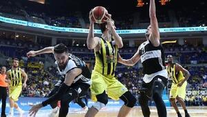 Fenerbahçe: 93 - Beşiktaş Sompo Japan: 76