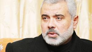 Haniye Hamas'ın yeni lideri