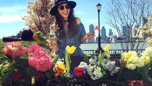 Hollywoodtaki yıldız Türk oyuncu 'New York Masalı' galası için gün sayıyor