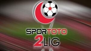 Spor Toto 2. Ligde yarı finalistler belli oluyor