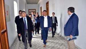 YÖKten Fenerbahçe Üniversitesine tahsis edilen binalarda inceleme