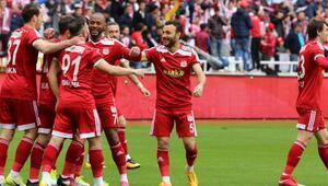Sivasspordan Süper Lig için süper 3lük