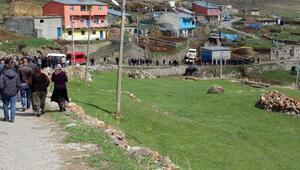DHKP-Cli Sıla Abalayın cenazesi Damalda toprağa verildi