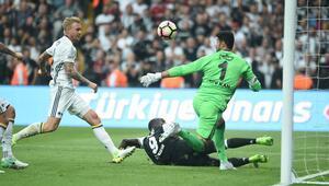 Beşiktaş 1-1 Fenerbahçe / MAÇ SONUCU