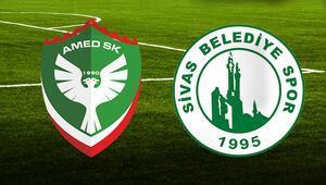 Amed Sportif Sivas Belediyespor maçı ne zaman, saat kaçta, hangi kanalda