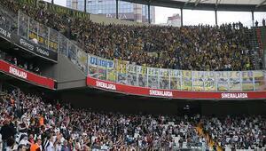 Beşiktaş - Fenerbahçe derbisinde 28 kişiye işlem yapıldı