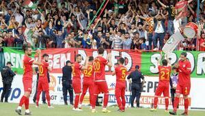 Amed Sportif-Sivas Belediyespor: 0-0