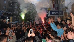 Diyarbakırda çifte tur sevinci