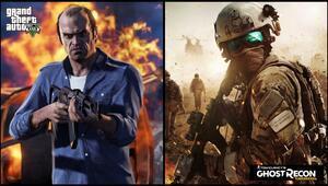 Tom Clancy's Ghost Recon: Wildlands, GTA 5i solladı