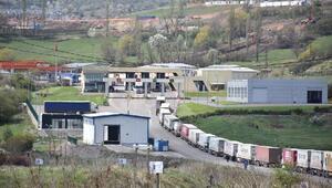 Türkgözü Sınır Kapısında radyasyon paniği