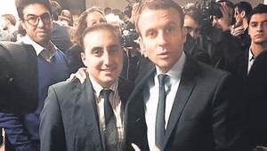 Macronun Ekibindeki Gümüşhaneli