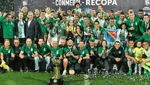 Güney Amerika Süper Kupa, Atletico Nacionalin