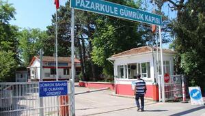 Pazarkulede savcının aracını arayan gümrükçülere 2.5 ay hapis cezası