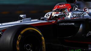 İspanya Grand Prix'ine üç farklı seri