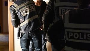 İnternetteki escort siteleriyle fuhuşa: 4 gözaltı
