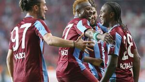 Trabzonspor 3 puan peşinde