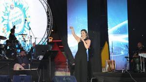 Gaziantepte Sevcan Orhan konseri