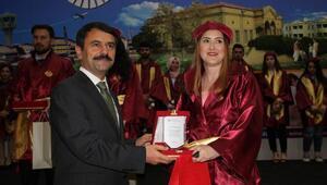 Kapadokya meslek yüksekokulu, 11. dönem mezunlarını verdi