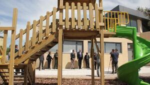 Çocuk Gelişimi Programı kapsamında Eğitim Merkezi açıldı