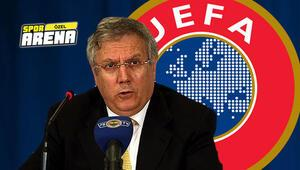 Aziz Yıldırımdan UEFAya şike çıkarması