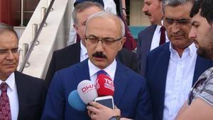 Bakan Elvan: YPG, bizim için terör örgütüdür
