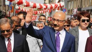 Bakan Elvan: YPG, bizim için terör örgütüdür (2)