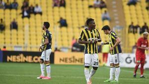 Fenerbahçe evinde Antalyaspora yenildi