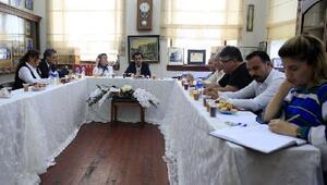 Adana Kent Konseyi toplandı