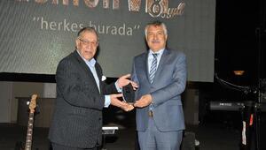Yılın Haber Ajansı Ödülü DHAya
