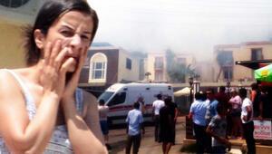 Bodrum'daki diskoda çıkan yangın otele sıçradı