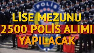 PMYO polislik başvuruları nasıl yapılacak Lise mezunu polis alımı başvuru ücretleri ne kadar