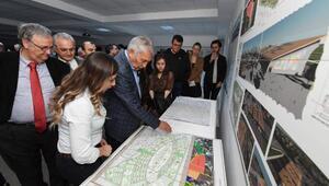 Ispartaya Yeni Şehir projesi