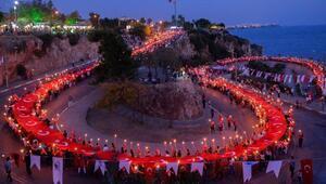 Antalya 19 Mayısa hazırlanıyor